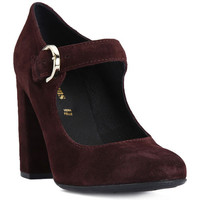 Shoes Women Heels Carmens Padova CAMERON LORD MONTEPULCIANO Bordeaux