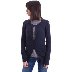 Clothing Women Jackets / Cardigans Rifle Y61770 03Z01 Cardigan Women Blu