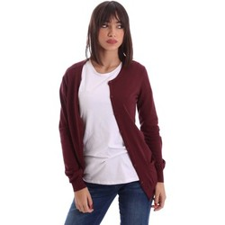 Clothing Women Jackets / Cardigans Rifle Y61770 03Z01 Cardigan Women Bordeaux Bordeaux