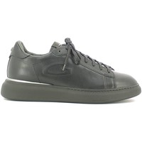 Shoes Men Low top trainers Alberto Guardiani SU73353B Sneakers Man Nero
