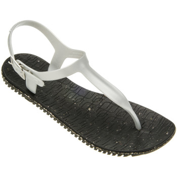 Shoes Women Sandals Amazonas Sandals Woman  Eco Uno Black and White BLACK