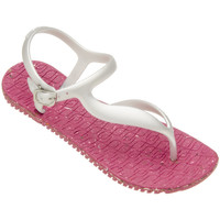 Shoes Women Sandals Amazonas Sandals Woman  Eco Sandals Pink and White PINK