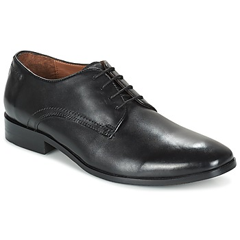 Shoes Men Derby Shoes Salamander STEEN Black