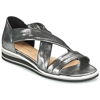 Shoes Women Sandals Salamander REBECCA Grey