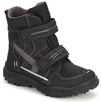 Shoes Children Snow boots Superfit  Black