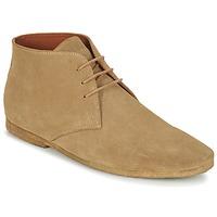 Shoes Men Mid boots Schmoove CREP DESERT BEIGE