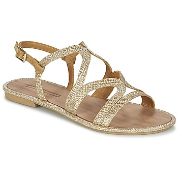 Shoes Women Sandals Esprit NAZLI SANDAL Gold