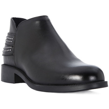 Shoes Women Mid boots Frau TIBET NERO Nero