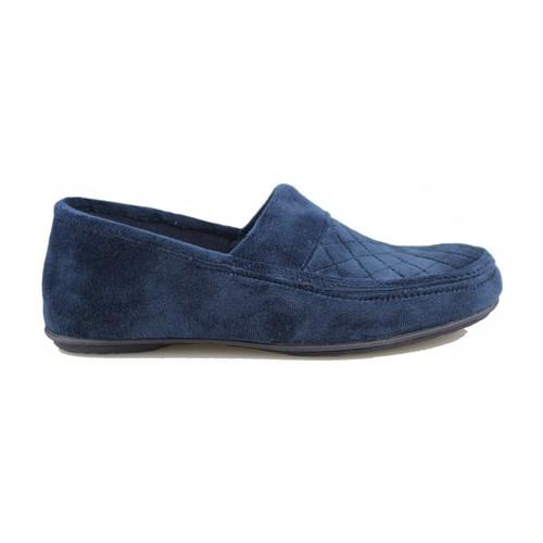 Shoes Men Loafers Vulladi Alaska man  domestic shoe BLUE