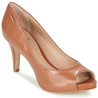 Shoes Women Heels Dumond OTAMIO Camel
