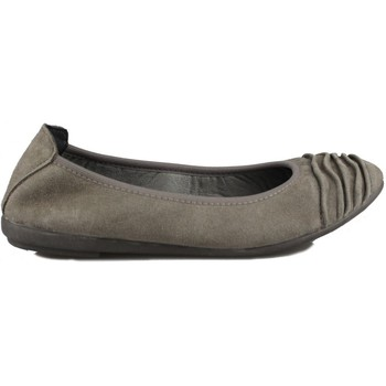 Shoes Women Flat shoes Vulladi SERRAJE BAILARINA GRIS