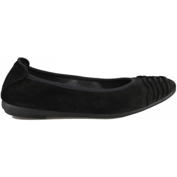 Shoes Women Flat shoes Vulladi SERRAJE BAILARINA BLACK