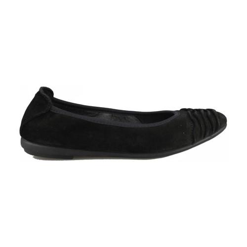 Shoes Women Flat shoes Vulladi SERRAJE BLACK