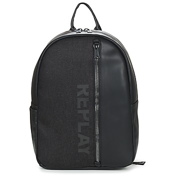 Bags Men Rucksacks Replay GREGOR Black