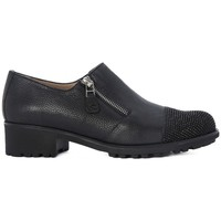 Shoes Women Loafers Melluso RENNA JUST Nero