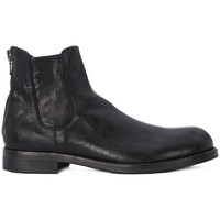 Shoes Men Mid boots Eveet PAWELKS  RODEO BLACK    135,6