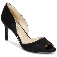 Shoes Women Heels Buffalo CHOU Black