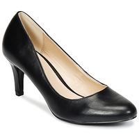 Shoes Women Heels Buffalo CAPAPI Black