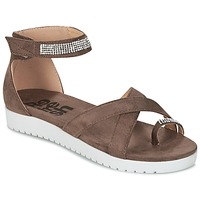 Shoes Women Sandals Refresh OURILICA TAUPE