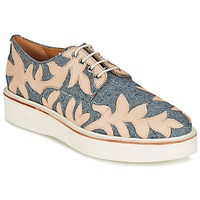 Shoes Women Derby Shoes Melvin & Hamilton MOLLY 11 JEAN