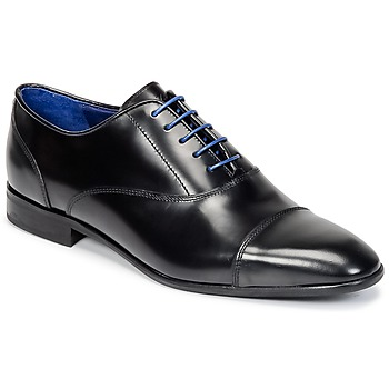Shoes Men Derby Shoes Azzaro RAEL Black