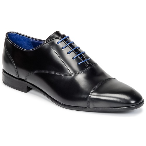 Shoes Men Derby Shoes Azzaro RAEL Black