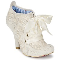 Shoes Women Shoe boots Irregular Choice ABIGAILS THIRD PARTY White / Cream