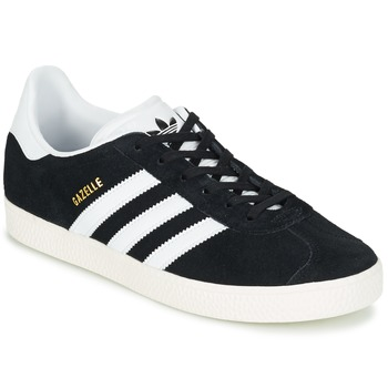 adidas  GAZELLE J  boyss Childrens Shoes (Trainers) in black