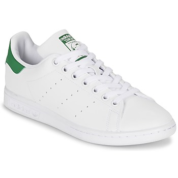 Shoes Women Low top trainers adidas Originals STAN SMITH W White