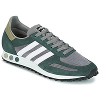 Shoes Men Low top trainers adidas Originals LA TRAINER OG Grey