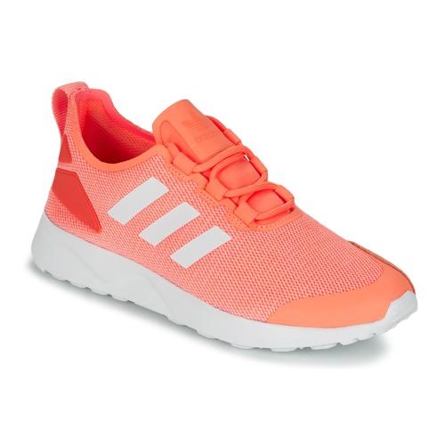 Shoes Women Low top trainers adidas Originals ZX FLUX ADV VERVE W Sun / Brillant