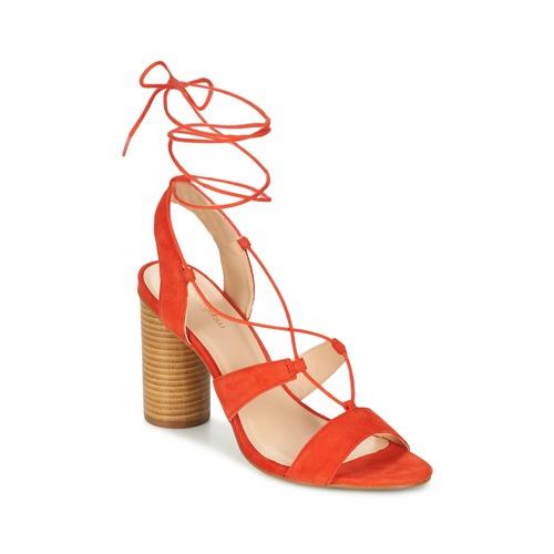 Shoes Women Sandals Mellow Yellow BRUNE Orange