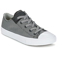 Shoes Children Low top trainers Converse CHUCK TAYLOR ALL STAR II BASKETWEAVE FUSE TD OX