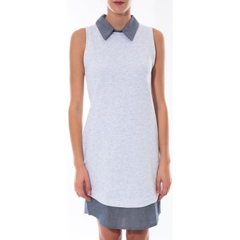 Clothing Women Short Dresses Coquelicot Robe  Gris 16204 Grey