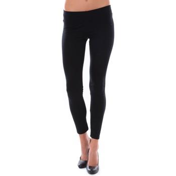 Clothing Women leggings Coquelicot Legging  Noir  16600 Black