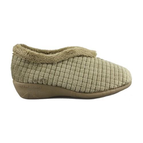 Shoes Women Slippers Vulladi MONTBLANC BEIGE
