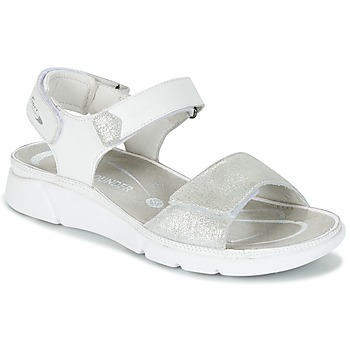 Shoes Women Sandals Allrounder by Mephisto TABASA White