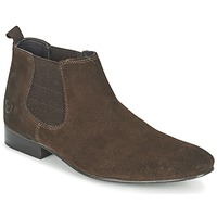 Shoes Men Mid boots Base London BROKER Brown