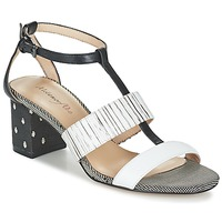 Shoes Women Sandals Metamorf'Ose ZAFNOLO Black