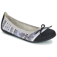 Shoes Women Flat shoes Les P'tites Bombes CAPRICE Grey