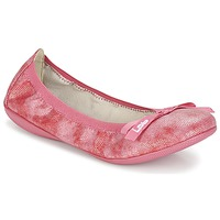 Shoes Women Flat shoes Les P'tites Bombes ELLA Fuschia