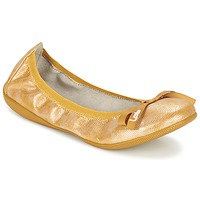 Shoes Women Flat shoes Les P'tites Bombes ELLA Yellow