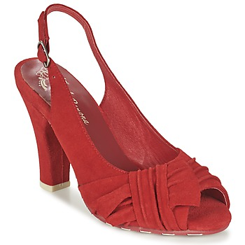Shoes Women Sandals Lola Ramona JUNE Red