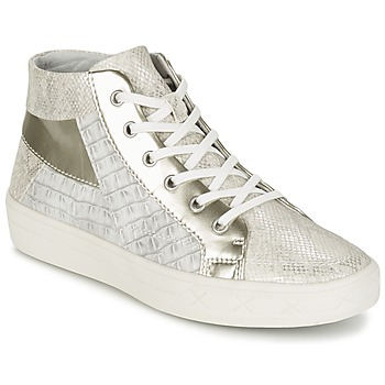 Shoes Women Hi top trainers Tamaris RAMOUIA Grey