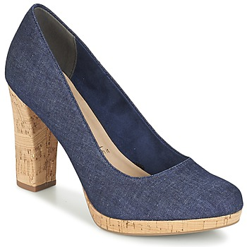 Shoes Women Heels Tamaris KEGE DENIM