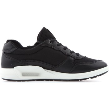 Shoes Women Low top trainers Ecco CS16 Black