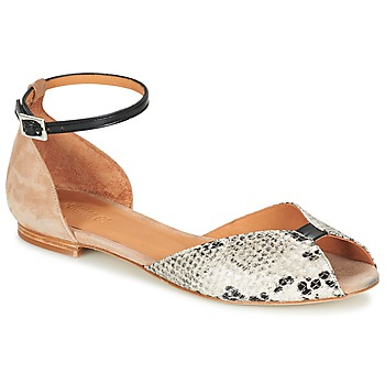Shoes Women Sandals Emma Go JULIETTE Beige / Black