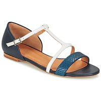 Shoes Women Sandals Emma Go KEIRA Marine / White