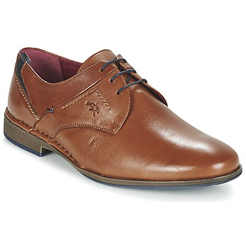 Shoes Men Derby Shoes Fluchos ALONSO Brown