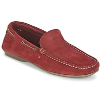 Shoes Men Loafers Fluchos LEX Red